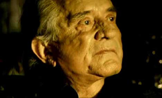 Johnny Cash no videoclipe Hurt