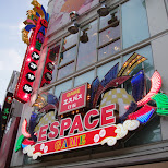 espace game in ueno in Ueno, Tokyo, Japan
