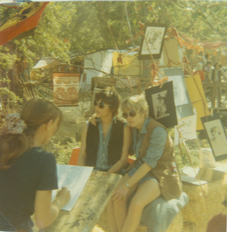 Renaissance Pleasure Faire. Spring 1970
