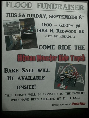 Monster Truck Fundraiser