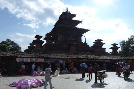 Obiective turistice Nepal: Durbar Square Kathmandu