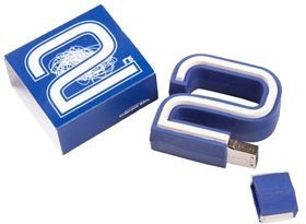 2GB USB flash drive 1