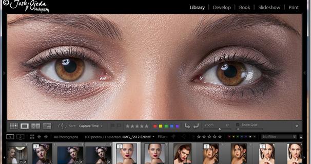 Fotograf a para principiantes retoque con naturalidad ojos - Ojos ahumados para principiantes ...