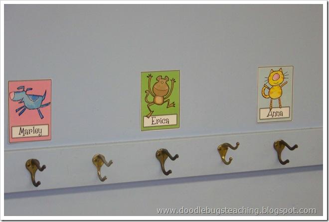 Classroom Hook Ideas ~ Doodle bugs teaching first grade rocks classroom pics