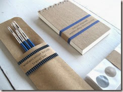 DIY Watercolour Paint Pocket Size Journal