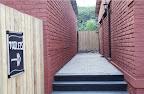 Restroom Area & Passage