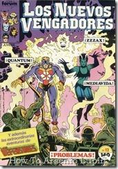 P00012 - Los Nuevos Vengadores #12