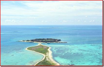 fort jefferson dry tortugas 1