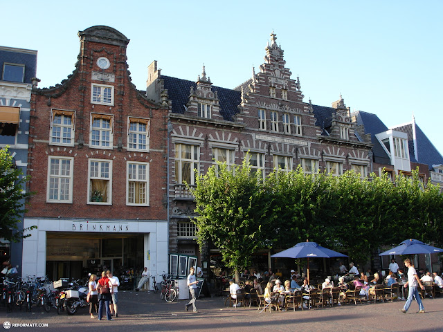 the brinkman in haarlem in Haarlem, Noord Holland, Netherlands