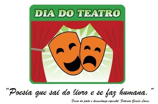 teatro dia do