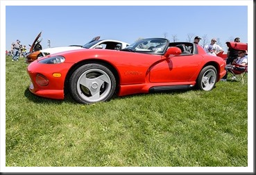 Tom Fetrow's 1993 Dodge Viper RT10