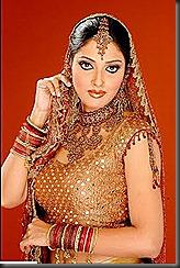 Actress Suma as village girl