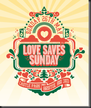 LOVE SAVES SUNDAY