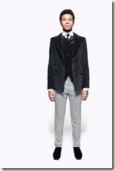 Alexander McQueen Menswear Fall 2012 22