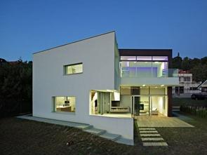 Casa j20 arquitectos dar612 croacia arquitexs for Estilos de arquitectura contemporanea