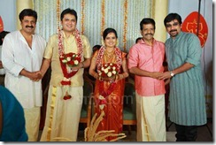 Posted in Balachandra Menon , Bhavana , daughter , Marriage Photos
