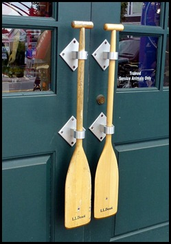 02d - L.L. Bean - Bike, Boat and Ski Store Handles