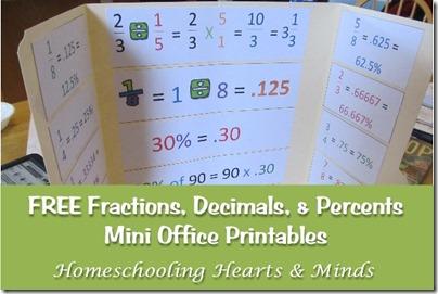 fractions decimals-001
