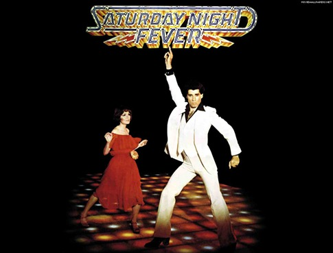 Saturday Night Fever Wallpaper 1