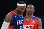 lebron james nba 130217 all star houston 55 game 2013 NBA All Star: LeBron Sets 3 pointer Mark, but West Wins