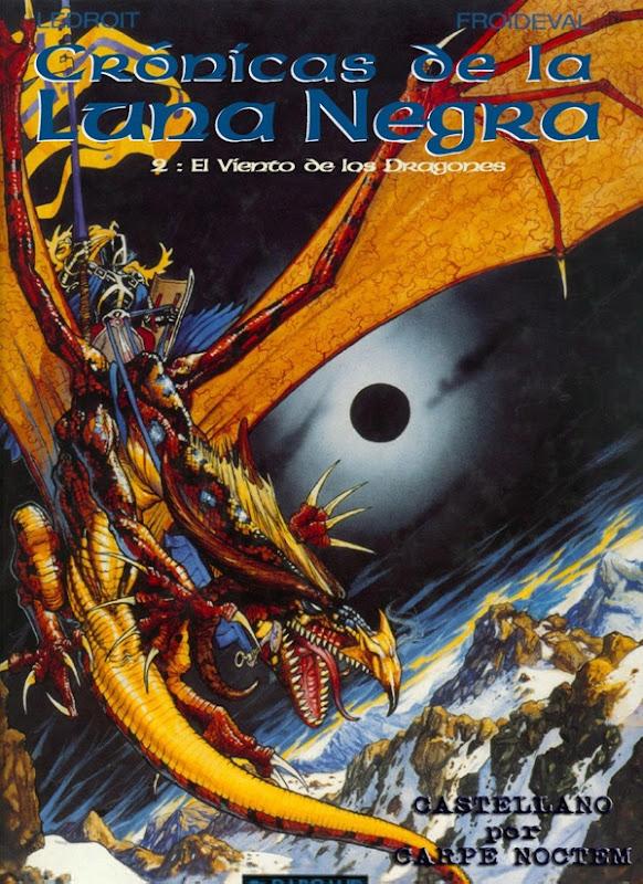 02 Cronica de la luna negra #2 - página 1