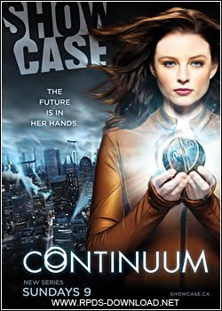 Continuum S01E05 Legendado RMVB + AVI HDTV