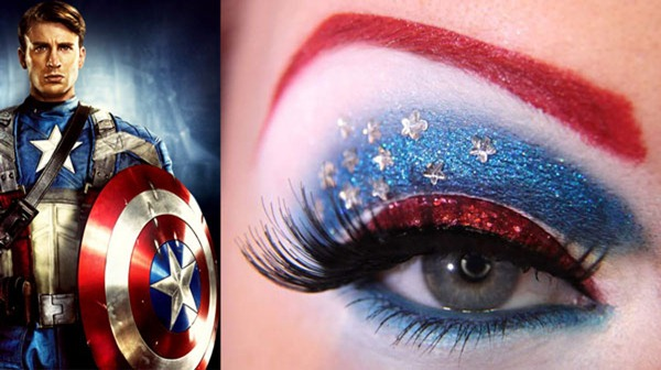 the-avengers-eye-makeup-jangsara-captain-america