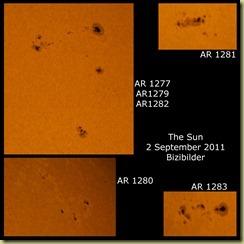 2 September 2011 AR Close up