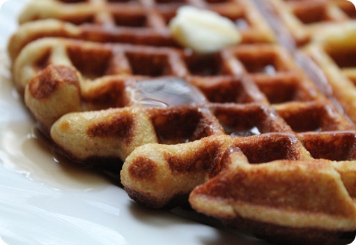 almond flour waffles 041