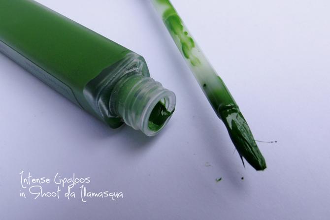 Intense Lipgloss in Shoot Illamasqua - Detalhes
