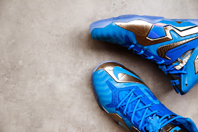 nike lebron 11 ps elite blue 3m 2 04 Upcoming Nike LeBron 11 + Elite + Low Maison Du LeBron Pack