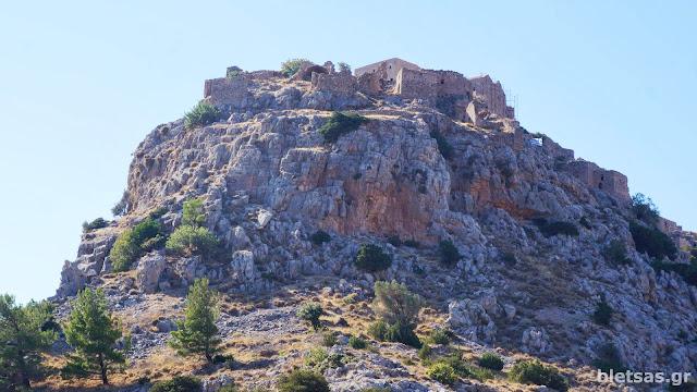 ο Ανάβατος! ένα από τα πιο χαρακτηριστικά χωριά της Χίου.