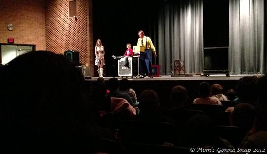 2012-11-18 Magic Show