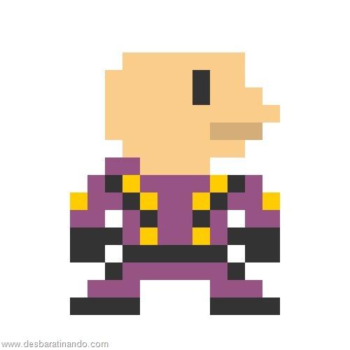 super herois e viloes em 8 bits super homem (2)
