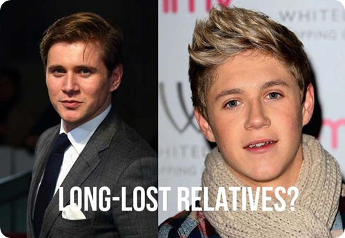 allen leech and niall horan Quotes