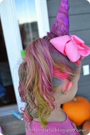 Crazy Hair Day Ideas Lou Lou Girls