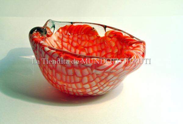 murano naranja 300