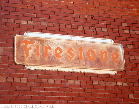 'Firestone Tires' photo (c) 2009, Chuck Coker - license: http://creativecommons.org/licenses/by-nd/2.0/