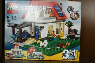 LEGO: 5771 Hillside House