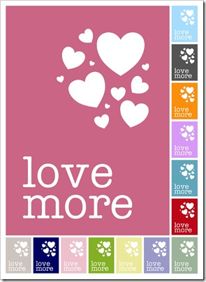 Love More - image