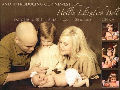birthannouncement