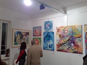 Expozitia Culori de sarbatori - Elite Prof Art Gallery