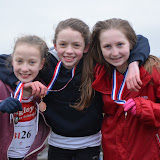 Keighley Schools XC 2013 Year 7-8 at Silsden Park