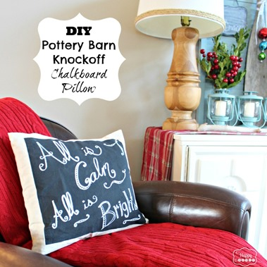 DIY-Pottery-Barn-Knockoff-Chalkboard-Pillow-two-at-thehappyhousie-1024x1024