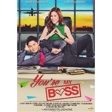 You're My Boss - poster