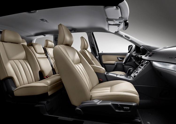 XC90 Interior