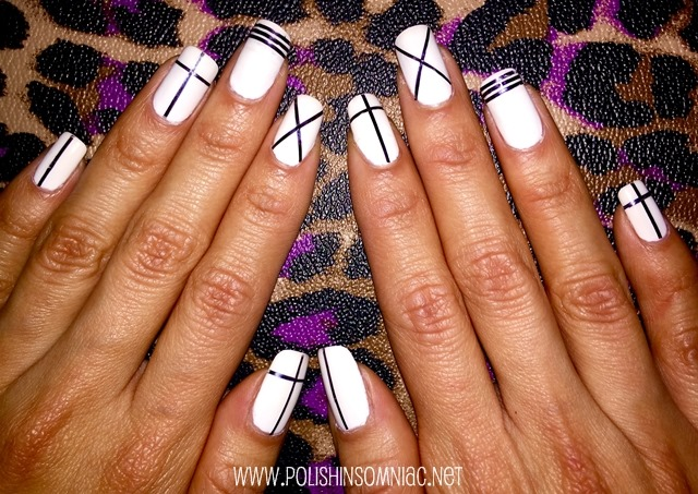 Nail Art Friday by Kim for polish insomniac