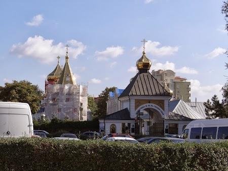 Obiective turistice Chisinau: Manastirea Sf. Tiron