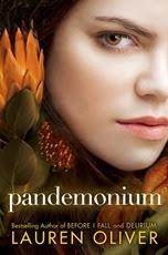 Pandemonium - Lauren Oliver - cover