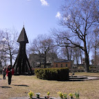 """""""clocher"""" dans le cimetière...."""